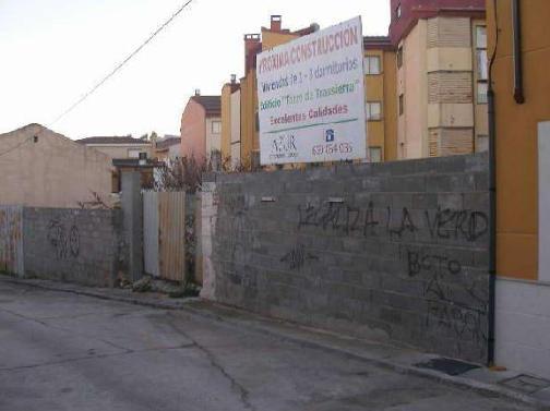 Suelo en venta en Cuéllar, Segovia, Calle Barrionuevo, 96.726 €, 553 m2