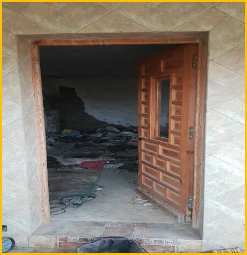 Casa en venta en Albox, Almería, Rambla Higuera, 105.000 €, 1 habitación, 1 baño, 150 m2