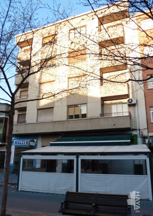 Piso en venta en La Roda, la Roda, Albacete, Calle Ramón Y Cajal, 70.900 €, 2 habitaciones, 1 baño, 132 m2