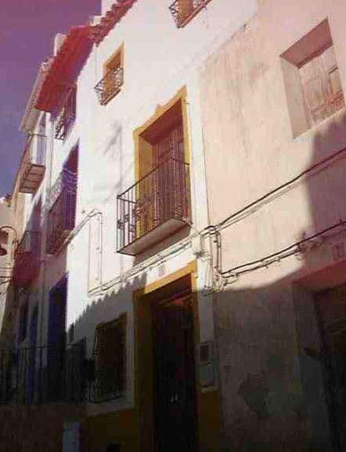 Piso en venta en La Ermita, Finestrat, Alicante, Calle San Cristóbal, 118.000 €, 3 habitaciones, 1 baño, 28 m2