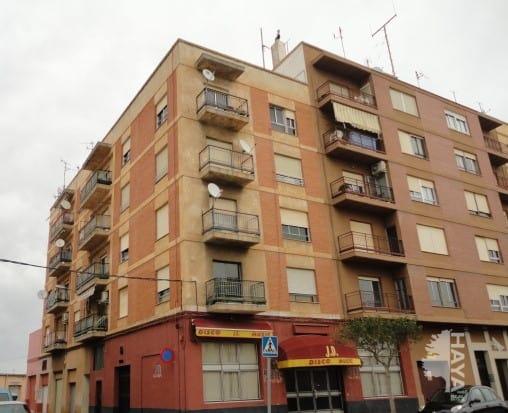 Piso en venta en Nules, Castellón, Calle San Felipe, 27.324 €, 3 habitaciones, 2 baños, 122 m2