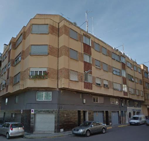 Piso en venta en Burriana, Castellón, Calle Finello, 55.300 €, 3 habitaciones, 1 baño, 99 m2