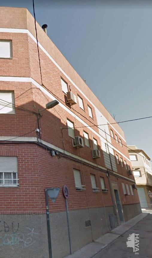 Piso en venta en Alguazas, Murcia, Calle Ram?n Y Cajal, 64.600 €, 1 baño, 117 m2
