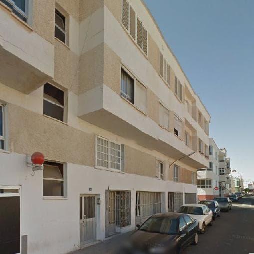 Piso en venta en Barrio Buenavista, Puerto del Rosario, Las Palmas, Calle El Greco, 68.243 €, 3 habitaciones, 2 baños, 109 m2