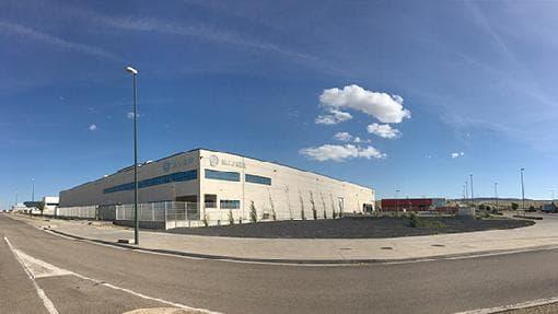 Industrial en venta en Urbanización Lago Azul, Zaragoza, Zaragoza, Calle Nave Industrial Ubicada en la Parcela C-1, 2.781.822 €, 10712 m2