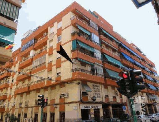 Piso en venta en Alicante/alacant, Alicante, Calle Ramón Vicente Serrano, 78.400 €, 1 baño, 86 m2