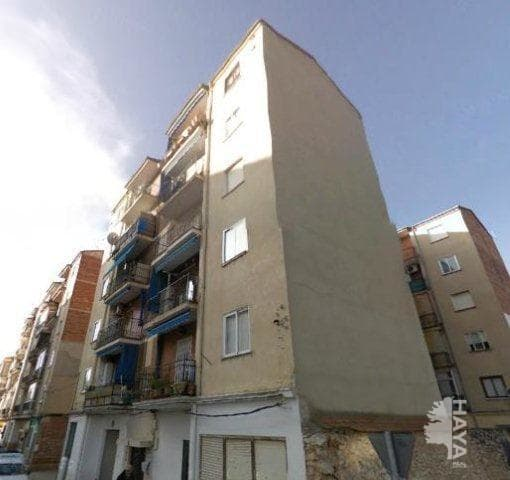 Piso en venta en Piso en Albacete, Albacete, 33.736 €, 3 habitaciones, 1 baño, 57 m2