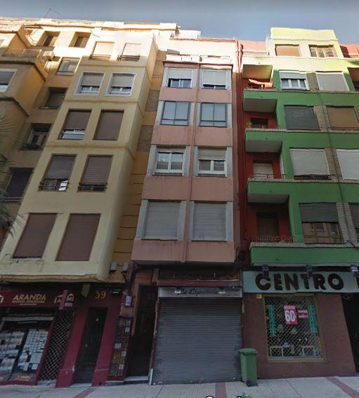 Piso en venta en Piso en Zaragoza, Zaragoza, 69.000 €, 2 habitaciones, 1 baño, 75 m2