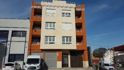 Piso en alquiler en Caudete, Albacete, Avenida Valencia, 300 €, 3 habitaciones, 2 baños, 96 m2