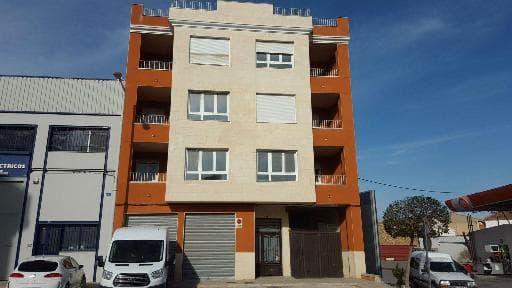 Piso en venta en Caudete, Albacete, Avenida Valencia, 40.000 €, 2 habitaciones, 1 baño, 64 m2