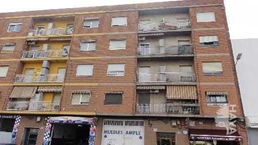 Piso en venta en Valencia, Valencia, Carretera de Barcelona, 46.000 €, 4 habitaciones, 1 baño, 85 m2