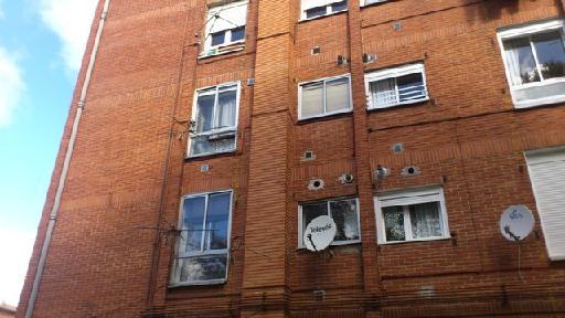 Piso en venta en Barriada Juan Xxiii, Burgos, Burgos, Lugar San Cristobal, 66.652 €, 3 habitaciones, 1 baño, 77 m2
