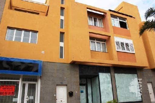 Piso en venta en Agüimes, Las Palmas, Avenida de Ansite, 100.000 €, 3 habitaciones, 1 baño, 85 m2