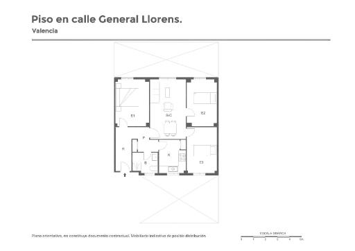 Casa en venta en Fines, Almería, Calle Europa, 104.700 €, 3 habitaciones, 2 baños, 139 m2
