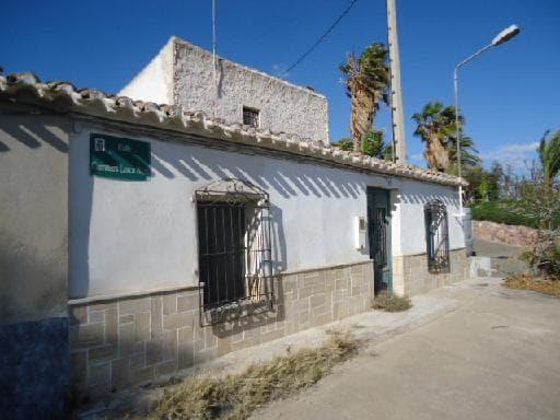Casa en venta en Zurgena, Almería, Carretera Lorca A Baza, 64.969 €, 2 habitaciones, 1 baño, 165 m2