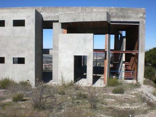 Casa en venta en Estación de El Espinar, El Espinar, Segovia, Calle París, 169.656 €, 4 habitaciones, 464 m2