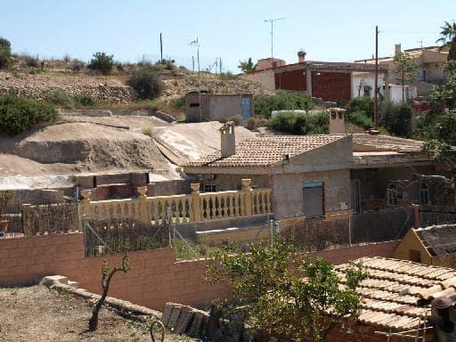 Casa en venta en Crevillent, Alicante, Paraje la Lobera Crevillente, 98.458 €, 3 habitaciones, 121 m2