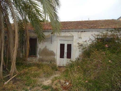 Casa en venta en Los Meroños, Torre-pacheco, Murcia, Calle Casas del Hondo, 94.400 €, 3 habitaciones, 1 baño, 157 m2