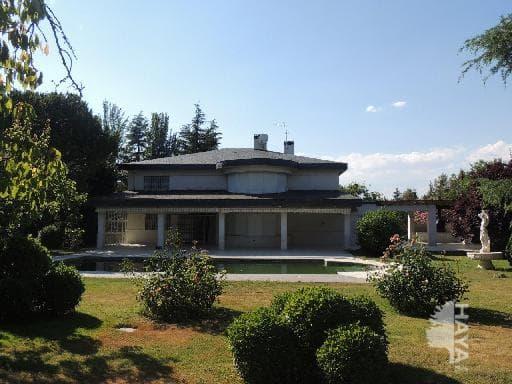 Casa en venta en Alcobendas, españa, Paseo Marquesa Viuda de Aldama,, 2.800.000 €, 6 habitaciones, 6 baños, 672 m2