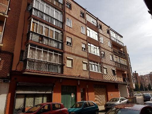 Piso en venta en Valladolid, Valladolid, Calle Higinio Mangas, 80.016 €, 3 habitaciones, 1 baño, 86 m2