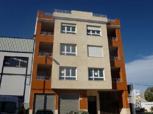 Piso en alquiler en Caudete, Albacete, Avenida Valencia, 300 €, 3 habitaciones, 2 baños, 114 m2