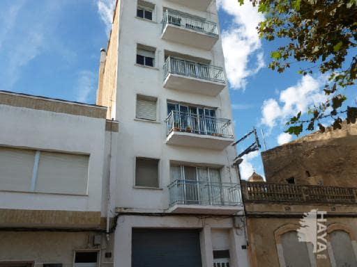 Piso en venta en Amposta, Tarragona, Plaza Aube, 69.497 €, 3 habitaciones, 1 baño, 89 m2