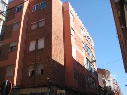 Piso en venta en Las Delicias, Valladolid, Valladolid, Calle Padre Manjon, 50.000 €, 2 habitaciones, 1 baño, 60 m2