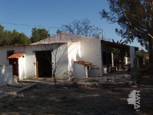 Casa en venta en L´asil, Sax, Alicante, Camino Viejo Cabezo Gordo, 64.990 €, 2 habitaciones, 1 baño, 127 m2