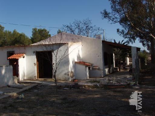 Casa en venta en Casa en Sax, Alicante, 64.990 €, 2 habitaciones, 1 baño, 127 m2, Garaje