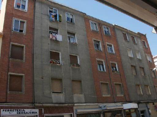Piso en venta en Allende, Miranda de Ebro, Burgos, Calle Concepcion Arenal, 54.697 €, 3 habitaciones, 1 baño, 89 m2