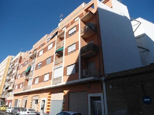 Piso en venta en Sagunto/sagunt, Valencia, Calle de la Rosa, 45.889 €, 3 habitaciones, 1 baño, 107 m2