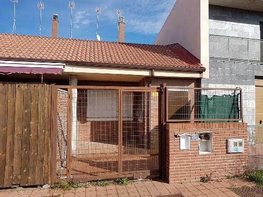 Casa en venta en Cigales, Valladolid, Calle Reina Juana de Castilla, 88.089 €, 1 habitación, 1 baño, 140 m2