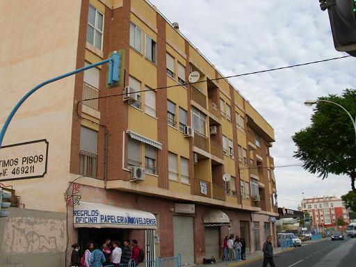Piso en venta en Novelda, Alicante, Avenida Perez Galdos, 47.000 €, 3 habitaciones, 2 baños, 107 m2