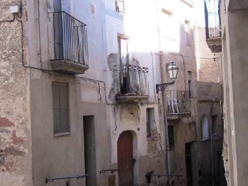 Casa en venta en Alforja, Tarragona, Calle Ramon de Ganagot, 59.263 €, 2 habitaciones, 1 baño, 192 m2