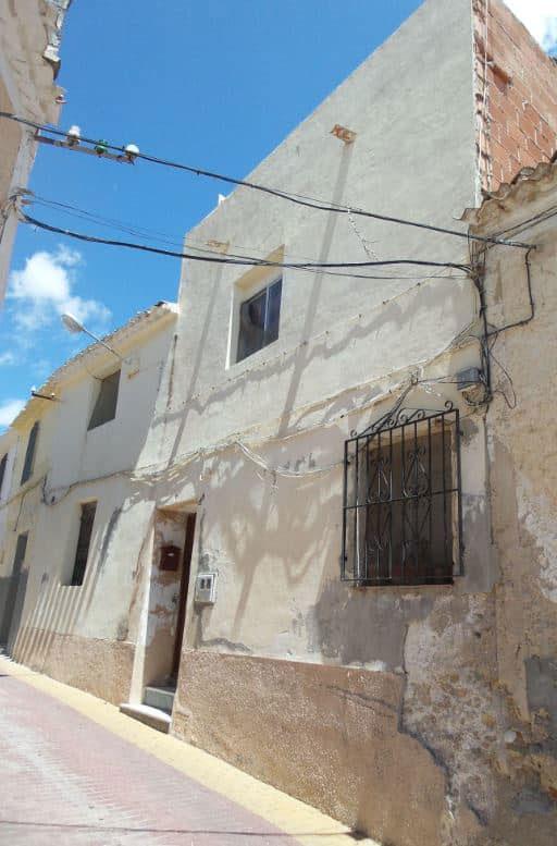 Piso en venta en Oria, Oria, Almería, Calle España, 109.000 €, 1 baño, 159 m2