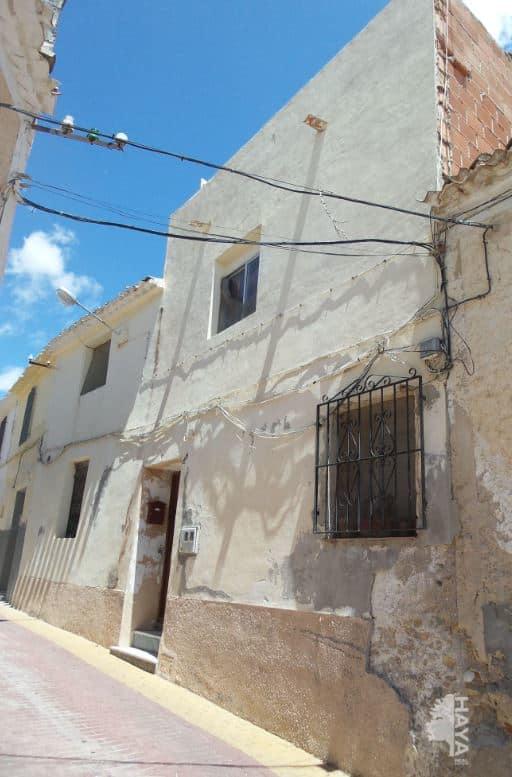 Piso en venta en Oria, Almería, Calle España, 127.000 €, 1 baño, 159 m2