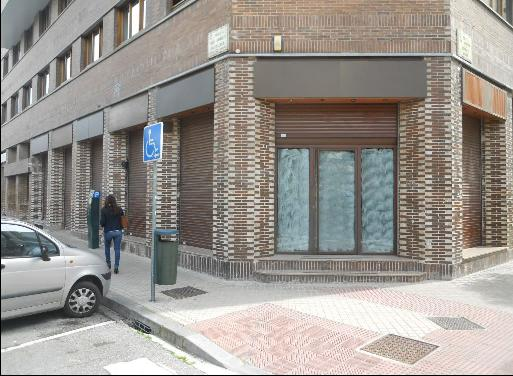 Local en venta en Pamplona/iruña, Navarra, Paseo Sarasate, 725.588 €, 241 m2
