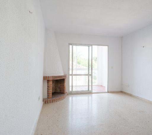Piso en alquiler en Mijas, Málaga, Urbanización Cerros de Aguila, 360 €, 1 habitación, 1 baño, 41 m2