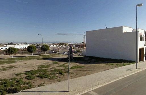 Suelo en venta en Almería, Almería, Calle Rosa Chacel C/v C/ Zeys Pol.a Sect. 11 Parc.10, 195.500 €, 877 m2