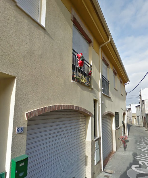 Casa en venta en El Cabezo, Bullas, Murcia, Calle Pliego, 55.000 €, 4 habitaciones, 2 baños, 221 m2