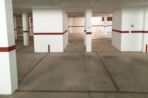 Parking en venta en Bockum, Orihuela, Alicante, Calle Cabo Tiñoso, 8.000 €, 34 m2