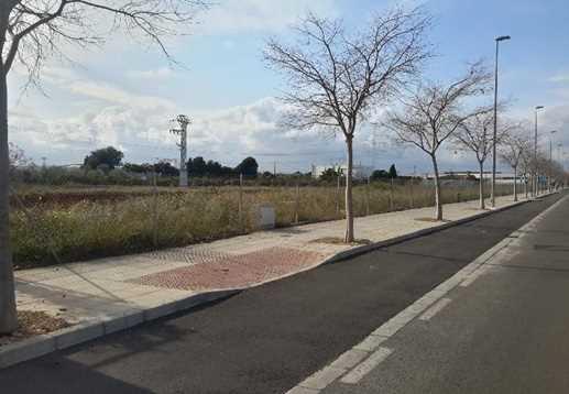 Suelo en venta en Grupo Santa Teresa, Castellón de la Plana/castelló de la Plana, Castellón, Calle Partida Estepar, 68.400 €, 830 m2