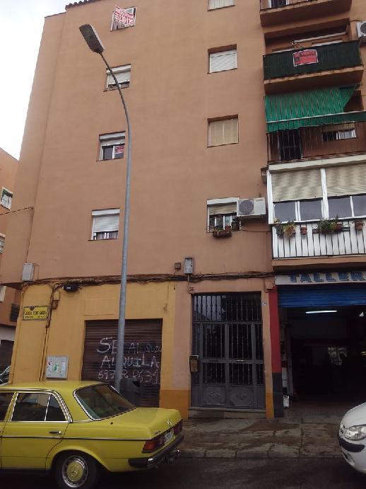Piso en venta en Badajoz, Badajoz, Plaza Cecilio Reino Vargas, 40.678 €, 3 habitaciones, 1 baño, 62 m2