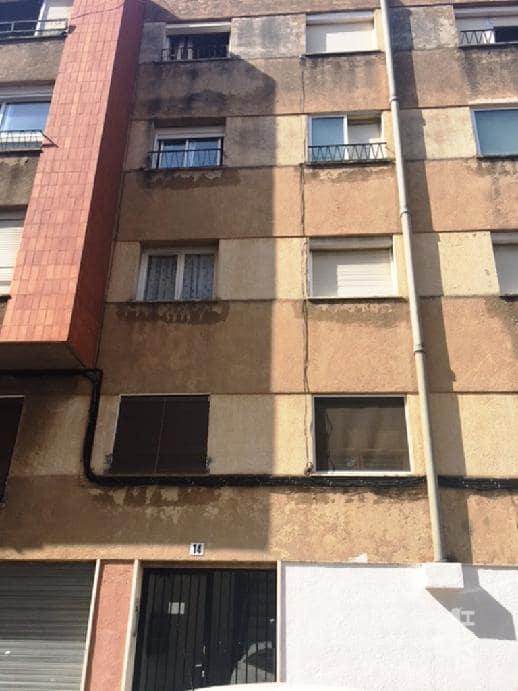 Piso en venta en Reus, Tarragona, Calle Albiol, 70.750 €, 3 habitaciones, 1 baño, 88 m2