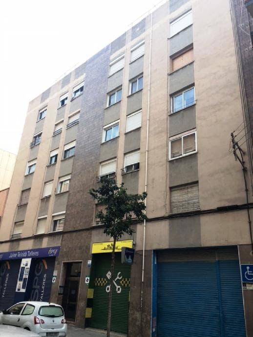 Piso en venta en Reus, Tarragona, Calle Vilaseca, 23.828 €, 3 habitaciones, 1 baño, 63 m2