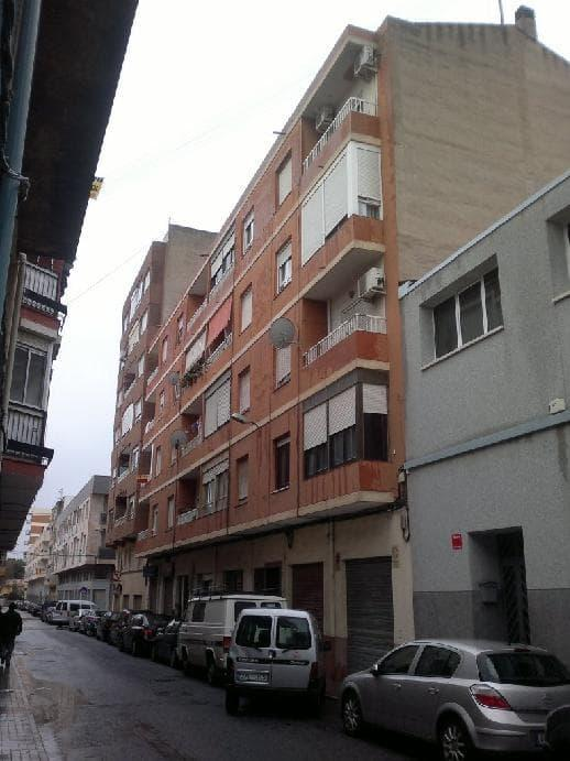 Piso en venta en Elda, Alicante, Calle Castellon, 25.000 €, 4 habitaciones, 1 baño