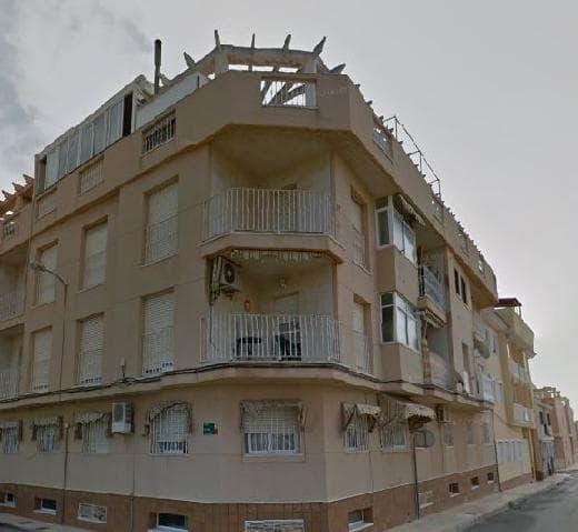 Piso en venta en Las Esperanzas, Pilar de la Horadada, Alicante, Calle Doctor Marañon, 112.000 €, 3 habitaciones, 1 baño, 107 m2