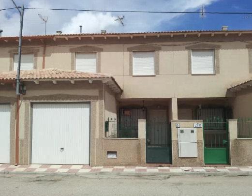 Casa en venta en La Villa de Don Fadrique, Toledo, Calle Córdoba, 86.500 €, 3 habitaciones, 2 baños, 138 m2