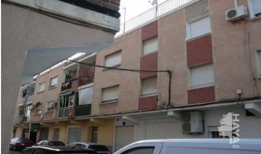 Piso en venta en Las Parcelas, la Torres de Cotillas, Murcia, Calle Anton Tobalo, 43.050 €, 1 baño, 89 m2