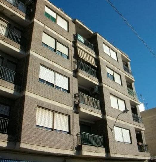 Piso en venta en San Fulgencio, Alicante, Calle Reina Sofía, 43.500 €, 2 habitaciones, 1 baño, 90 m2